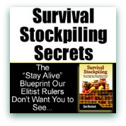 Survival Food Storage Guide